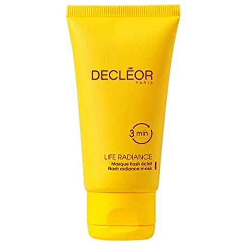Decleor Life Radiance Flash Radiance Mask for All Skin Types 50 ml