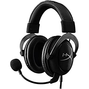 HyperX KHX-HSCP-GM Cloud II – Gaming Kopfhörer (für PS4/Mac-PC/Xbox One/Mobile) Gun Metal & Speedlink EXCEDO Gaming…