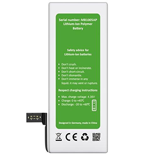 GadFull-Batteria-per-Apple-iPhone-6-con-Toolset-data-di-produzione-2017-Manuale-Profi-Kit-Set-di-Attrezzi-Batteria-di-ricambio-senza-cicli-di-ricarica-Funziona-con-tutti-gli-APN-originali
