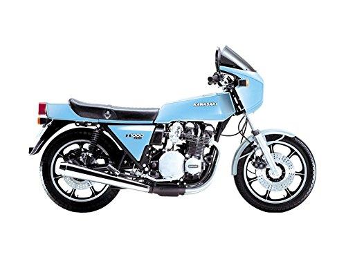 1978 Kawasaki Z1-R Custom Bike Motorrad 1:12 Model Kit Bausatz Aoshima 053997