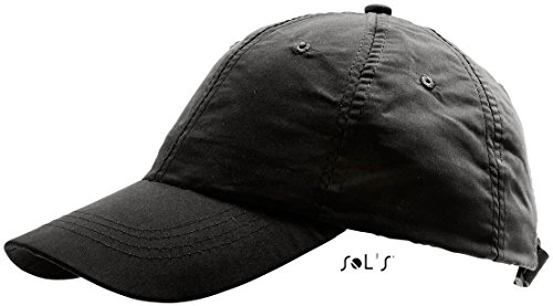 sols-unisex-six-panel-cap-meteor-88109-black-one-size