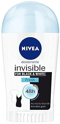 Nivea Black & White Invisible Fresh Deodorant