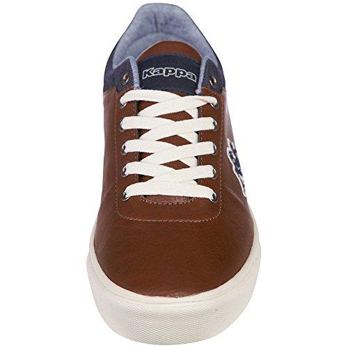 Kappa Brick LF, Sneaker Basse Unisex - Adulto Marrone (Braun (5467 Cocnac/Navy))