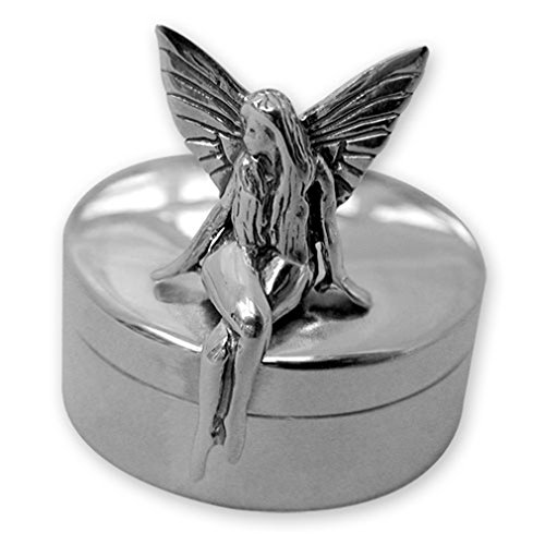 Sterling silber Tooth fairy box -