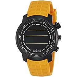 Suunto Elementum Terra Rubber Watch - Orange/Amber