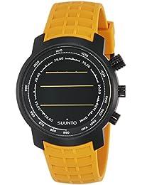 Suunto Herren-Armbanduhr Digital Quarz Silikon SS019172000