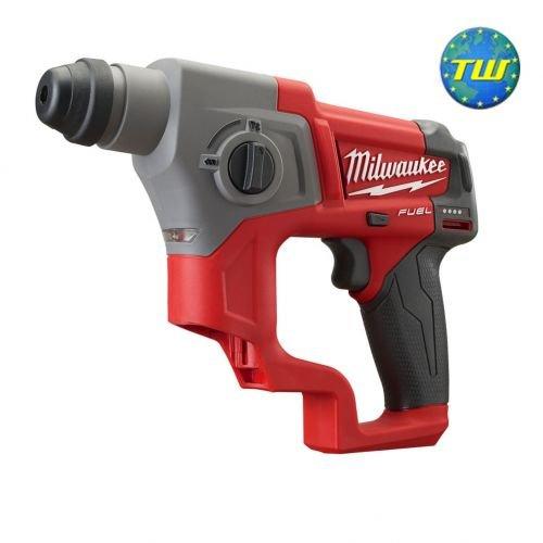Preisvergleich Produktbild Milwaukee M12 CH-0 12V FUEL Akku-Bohrhammer ohne Akku/Ladegerät im Karton 4933441947