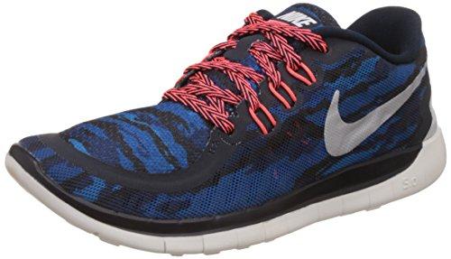Nike Free 5.0 (Gs), Chaussures de running garçon Multicolore