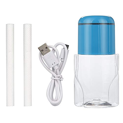 Sencillo Vida Aroma Difusor Ultrasónico Humidificador para Aromaterapia Difusor de Aceites Esenciales Purificador de Aire para Yoga SPA Hogar Oficina Habitación Dormitorio y Baño