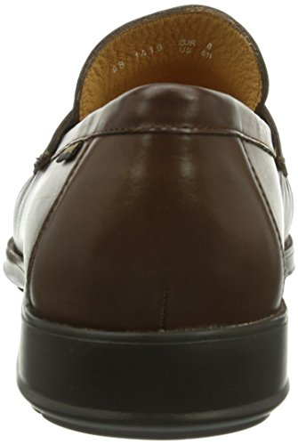 Mephisto - Howard Desert 9251 Dark Brown, Pantofole Uomo Marrone (Braun (DARK BROWN))