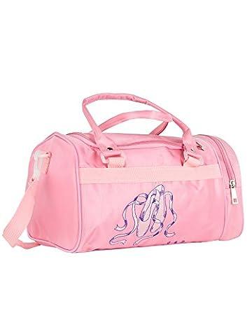 Balletttasche DWS-016 für Mädchen Farbe pink für Ballett Tanz Fitness