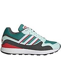 the latest 32296 394c2 adidas Originals Ultra Tech, True Green-Footwear White-Lush Red