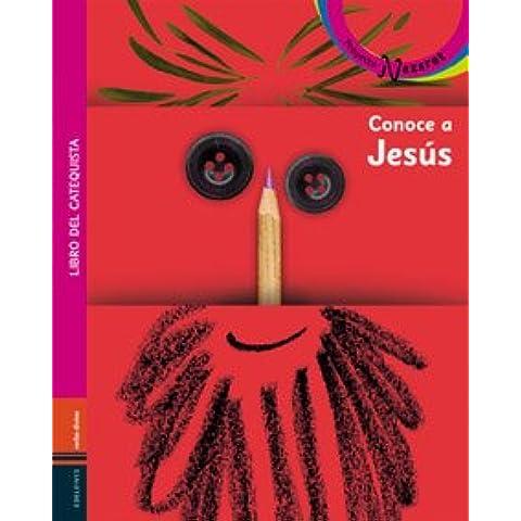 Conoce a Jesús - Libro del catequista + CD: Libro 1 Primera Comunión (Acción pastoral)
