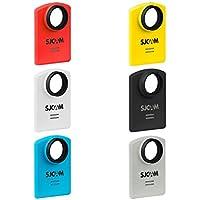 SJCam 6 Faceplates Kit M20 Custodia per SJCam M20, 6 Pezzi, Multicolore [Versione EU]