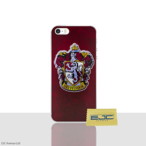 Funda de Silicona para iPhone 5 / 5s / SE Harry Potter Houses para App