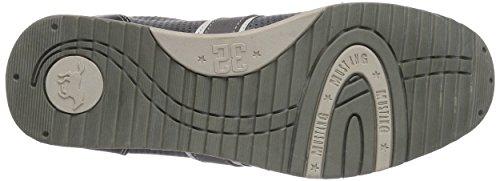 Mustang 4091-301-9, Baskets Basses Homme Gris (grau (200 Stein))