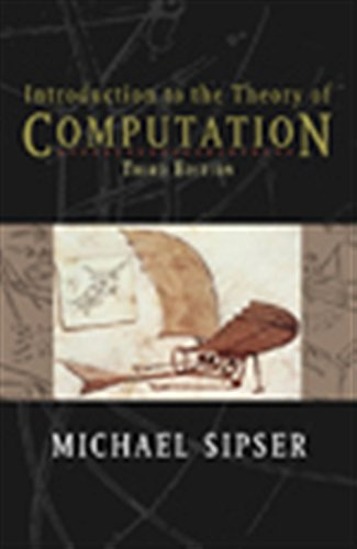 Introduction to the Theory of Computation por Michael Sipser