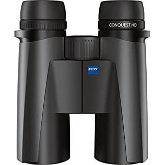 Zeiss Conquest HD 10 x 42 Binocular, Black