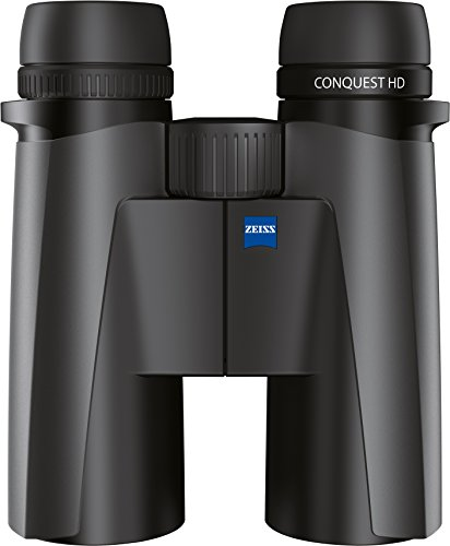 Carl Zeiss Conquest 10X42 HD Prismáticos Rango 115 m