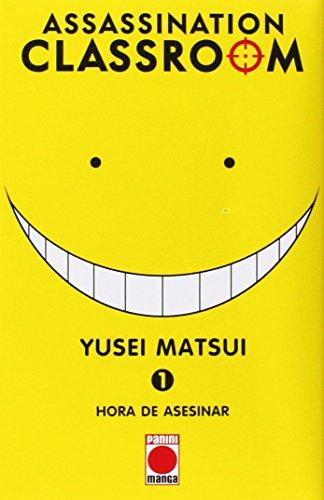 Descargar Libro Assassination Classroom 1. Hora De Asesinar de YUSEI MATSUI