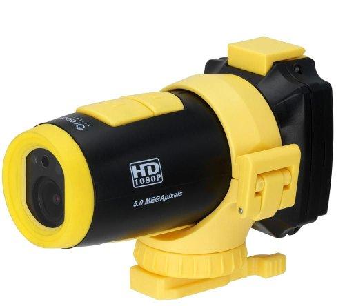 Oregon Scientific Action Cam ATC9K, gelb/schwarz