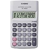 Casio HL100LB Portable Calculator (Grey)