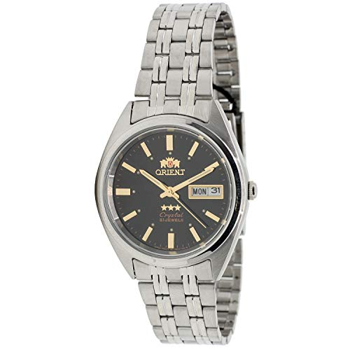 Orient Women's Analogue Automatic Watch with Stainless Steel Strap FAB0000DB9