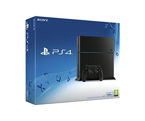 PlayStation 4 - Consola 500 GB + Mando Inalámbrico DualShock 4