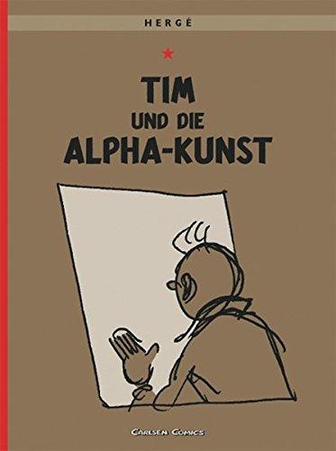 Tintin et l'Alphart (Carlsen)