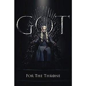 Game Of Thrones Póster, Ver descripción, Multicolor, 61 x 91.5cm 8