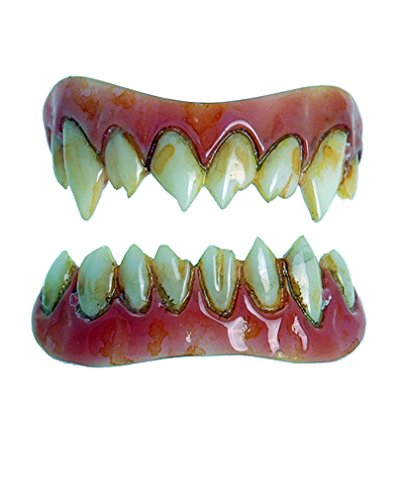Horror-Shop Dental FX Veneers Grimm-Zähne