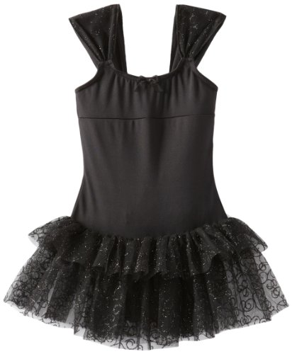 capezio-little-girls-ruched-correa-vestido