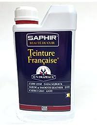 TEINTURE FRANCAISE Cuir Liquide Saphir