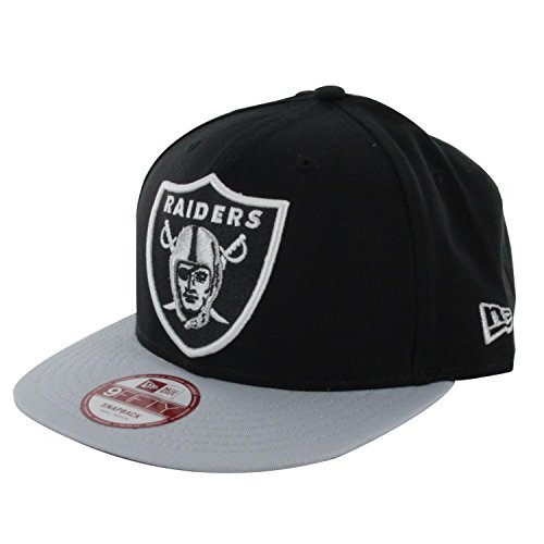 New Era 9Fifty Snapback Cap - OAKLAND RAIDERS schwarz - S/M