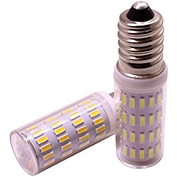 E14 Bombilla de lámpara LED para maíz, 3W 12V 24V, Bombillas LED de baja
