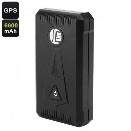 GPS-Tracking-Gerät Fahrzeuge–Echtzeit-Überwachung, Geschwindigkeit, geocercas, SOS Alarm, Akku, 3Monate, (Gps-container-tracker)