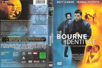 Bourne Identity Dvd Rental