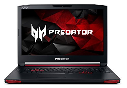Acer Predator G9-791 17.3-Inch Gaming Notebook (Black) - (Intel i7-6700HQ, 16GB 1TB + 512GB PCIe SSD, NVIDIA GeForce GTX 980M, Windows 10)