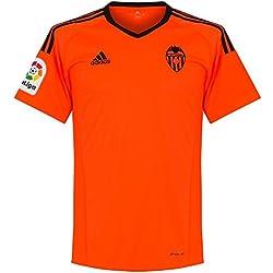 adidas 3ª Equipación Valencia Cf Camiseta, Hombre, Naranja (Narsol), M