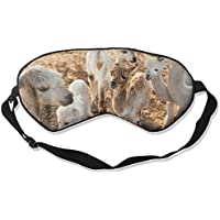 Eye Mask Eyeshade Alpaca Picture Sleeping Mask Blindfold Eyepatch Adjustable Head Strap preisvergleich bei billige-tabletten.eu