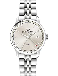 Only time Men PHILIP WATCH Anniversary Stylish Clock Cod. r8253150003