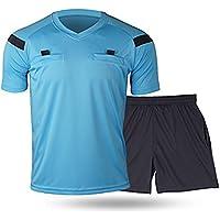 Shinestone - Camiseta de Manga Corta para Hombre, Informal, Color Azul, tamaño Extra