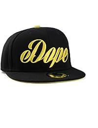 Dope Hip Hop Casquette Snapback réglable casquette de baseball