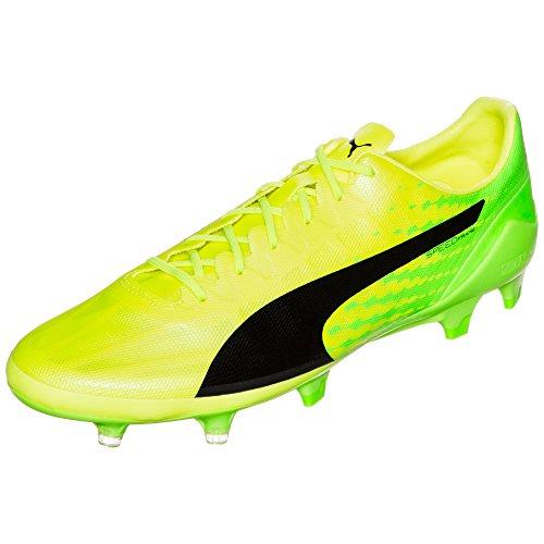 Puma Evospeed 17 Sl Fg, Chaussures de Football Homme jaune