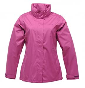 Regatta Women's Midsummer Waterproof Jacket, women's, Viola - viola