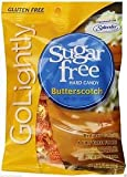 #4: Go Lightly Sugar Free Butterscotch Hard Candy, 78g