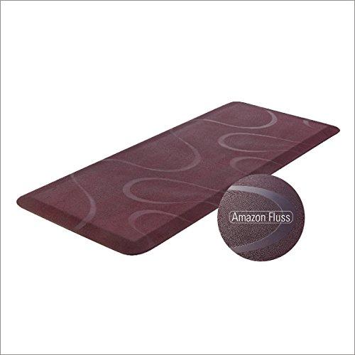 chastep antideslizante original 60x 152cm antifatiga Comfort–Alfombrilla para cocina, Amazon river diseño inspiración, ergonómicamente diseñado, no tóxico y resistente al agua alfombrilla de escritorio de pie y estaciones de trabajo