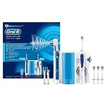 Oral B Pro 2000+ Kit per l'Igiene Orale e Idropulsore Oxyjet
