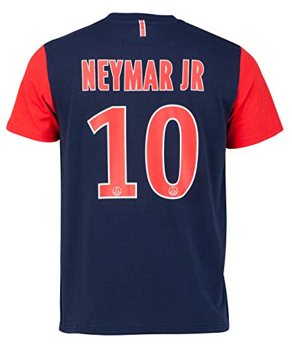 f41a5e7f89 Paris Saint Germain PSG – Neymar Jr – Camiseta Oficial Talla niño, Niños,  Azul