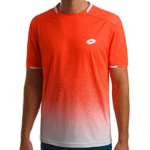 Lotto Herren Tennis Teams Printed Pl Tee M -
